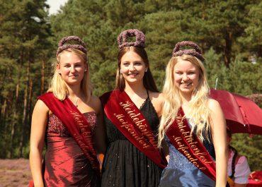 Niedersachsen ist vielfältig - Empfang der nds. Königinnen