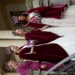 Heideköniginnen aus Niedersachsen